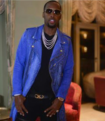 Nicki Minaj's ex, Safaree wants her to carry his child