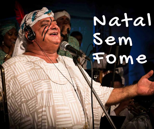 Natal Sem Fome com Gerônimo na Ceasinha