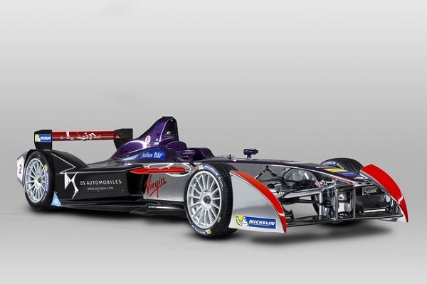 DS Virgin Racing Fórmula E