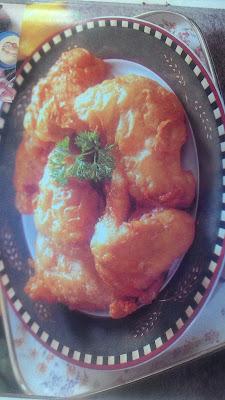 Resep dan Cara Membuat Ayam Goreng Maryland