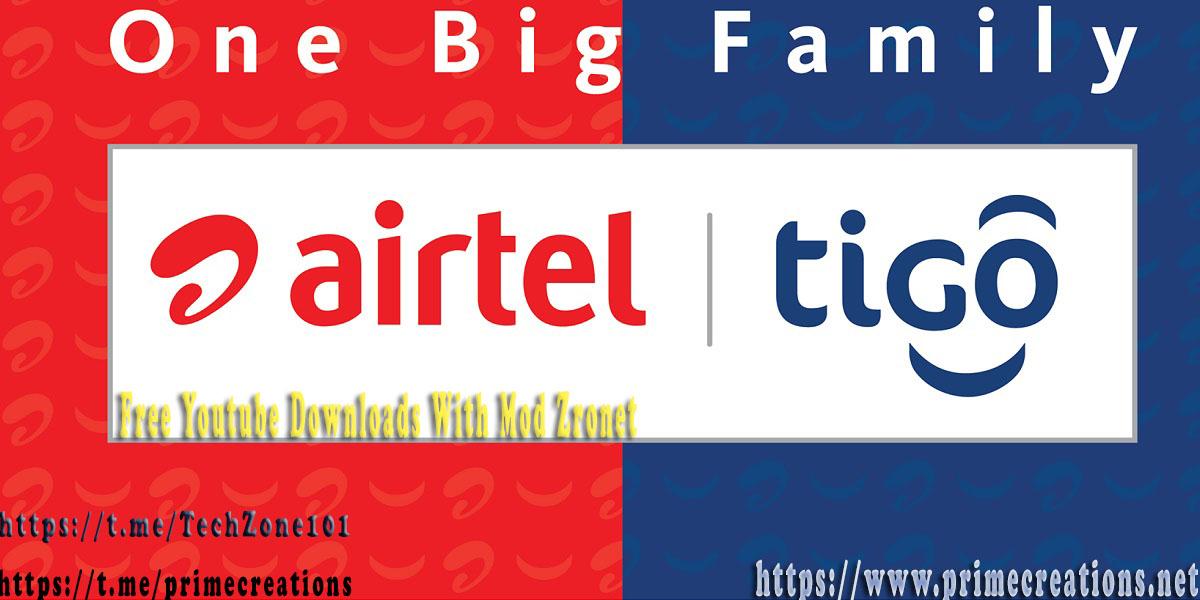 Airtel-Tigo Free Youtube Downloads With Mod Zronet