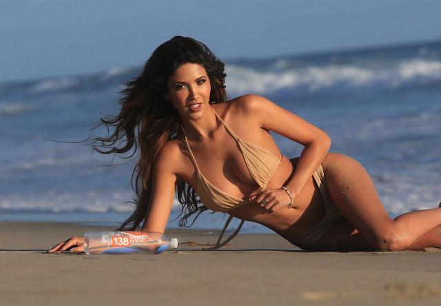 Cj Franco bikini