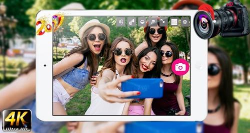 Aplikasi kamera seperti DSLR di Android terbaik ini