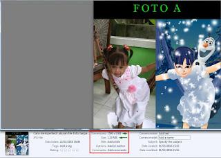 Cara memperkecil ukuran file foto tanpa mengurangi resolusi di photoshop