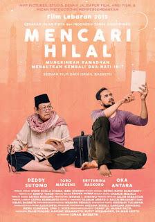 Mencari Hilal (2015) TVRip Release