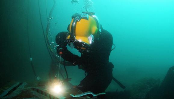 Types of Underwater Welding