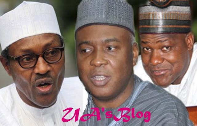 APC moves to reconcile Buhari, Saraki, others