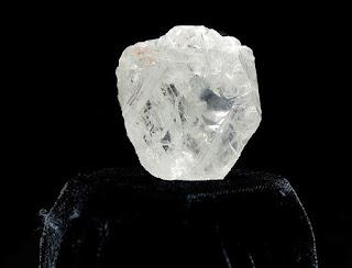 The Lesedi la Rona diamond