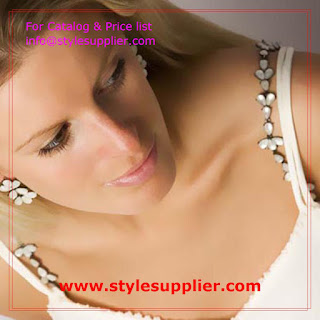 bra straps diamond