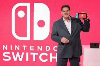 Nintendo Switch, gaming console, handheld game console