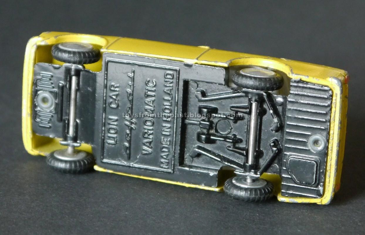 Lion Brand Car Battery