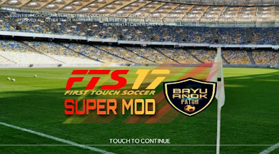 Download FTS 17 Super Mod By Bayu Andk
