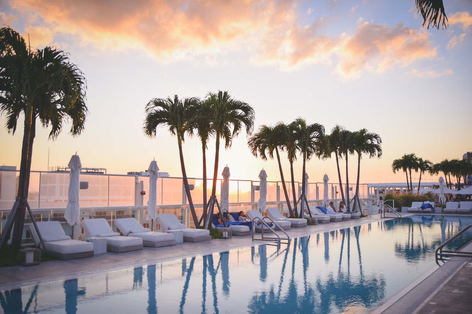 1 hotel miami beach pool