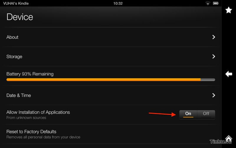 How To Install New Apps on Kindle Fire HD without ROOT