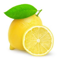 Lemon - Top 6 foods to burn belly fat quickly
