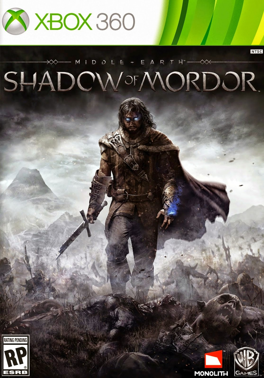 Middle Earth Shadow Of Mordor PS3 XBOX360 free download full version