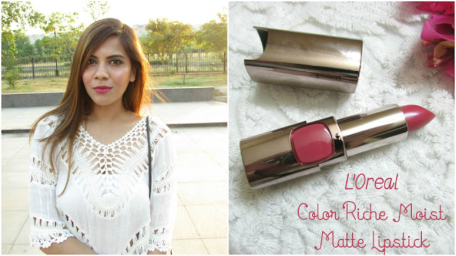 L'Oreal Color Riche Moist Matte Lipstick price review india, dirty rose lipstick, best lipstick for transition, best matt lipstick, most conforbable matte lipstick,L'Oreal Cannes collection 2015 Price Review Swatches,makeup, delhi fashion blogger, elhi blogger, indian blogger,beauty , fashion,beauty and fashion,beauty blog, fashion blog , indian beauty blog,indian fashion blog, beauty and fashion blog, indian beauty and fashion blog, indian bloggers, indian beauty bloggers, indian fashion bloggers,indian bloggers online, top 10 indian bloggers, top indian bloggers,top 10 fashion bloggers, indian bloggers on blogspot,home remedies, how to