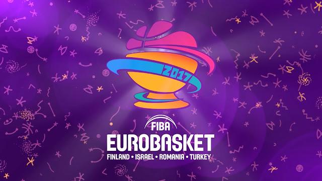 BALONCESTO - EuroBasket masculino 2017 (Estambul, Turquía)