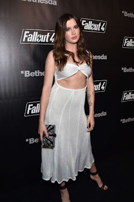 Ireland Baldwin – Fallout 4 Video Game Launch Event in LA