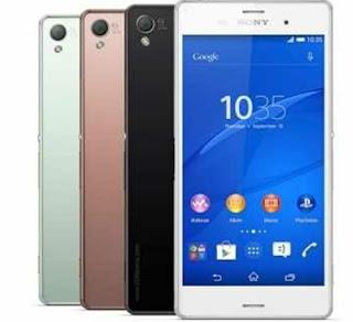 Sony Xperia Z3, Smartphone Tahan Air Dengan Kamera 20.7 MP