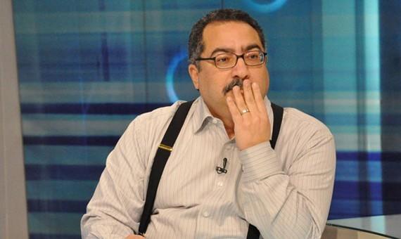 رسميا .. إيقاف برنامج إبراهيم عيسى على فضائية القاهرة و الناس