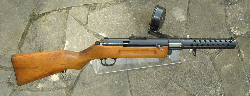 Firearms History, Technology & Development: The MP 18