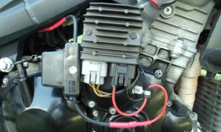 Ciri dan Gejala Kiprok Rusak Pada Motor