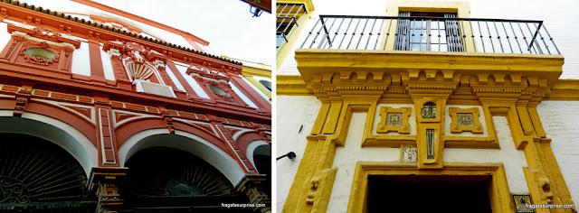 Sevilha, Andaluzia: Bairro de Santa Cruz