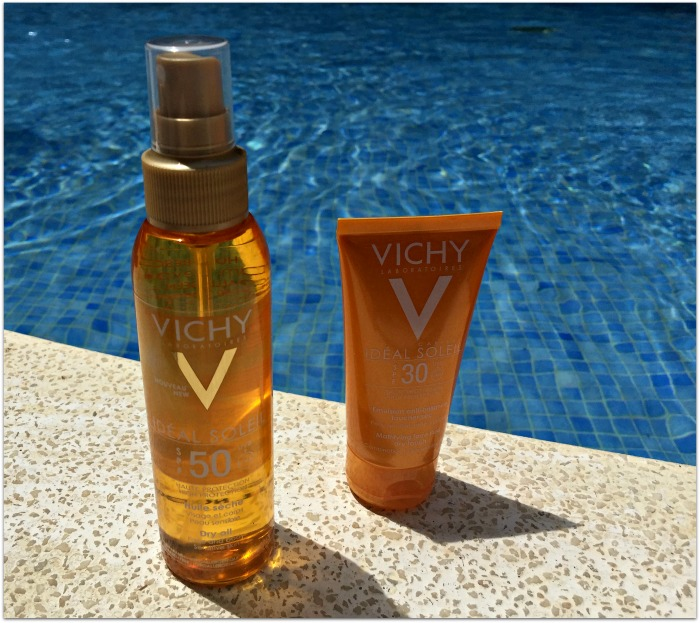 Vichy Ideal Soleil Sun Protection Range