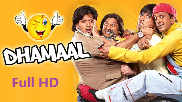 Dhamaal (2007) Hindi Full Movie Free Download HD 720p