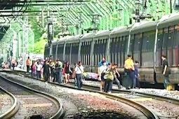 Terjadi permasalahan pada sistem Kelistrikan kereta di East Rail Line Hung Hom