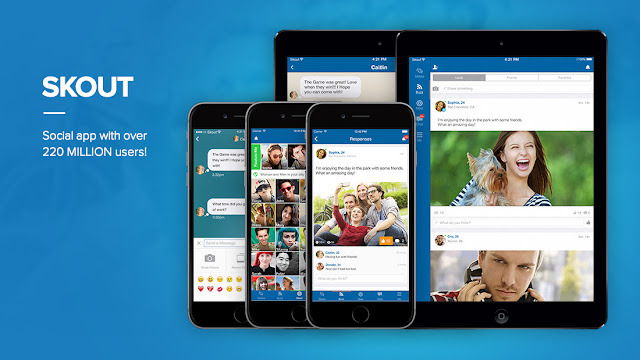 Skout Points Hilesi 2017 - Android