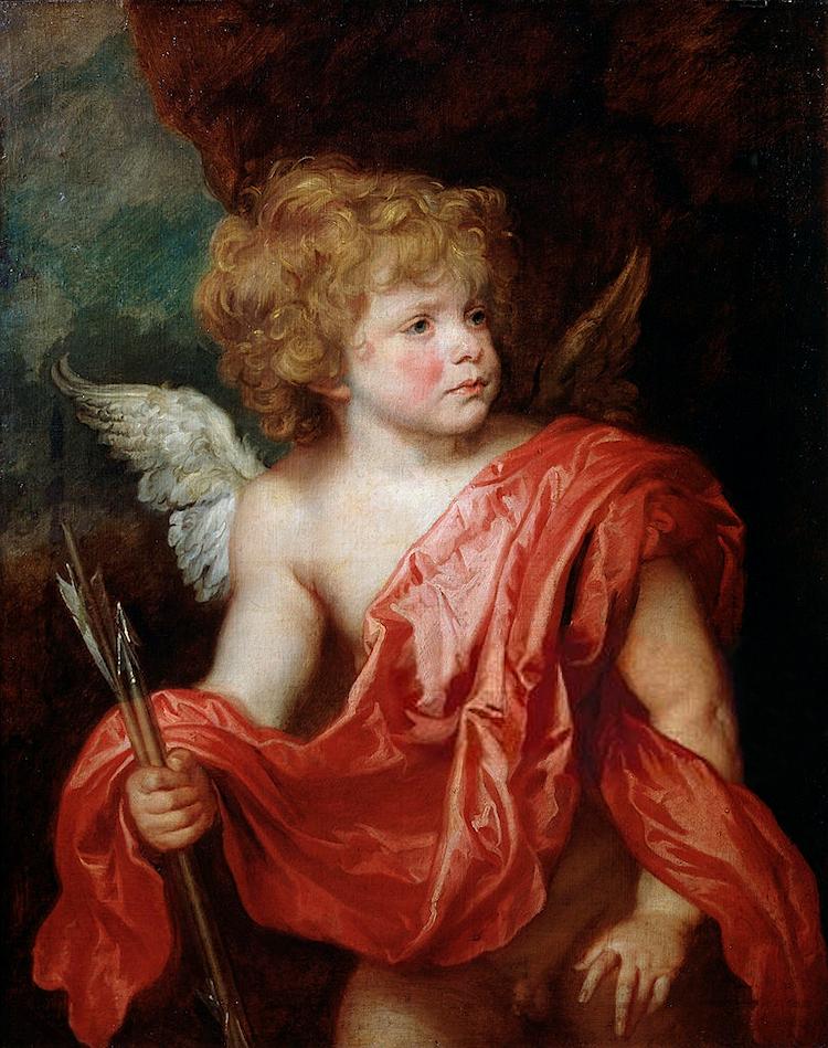 натура, фото и картины ангелов стала
