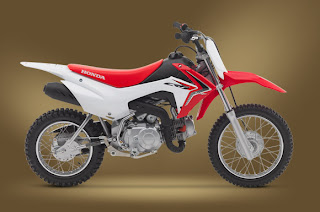Motor Sport Remove The 2013 Honda Crf110f Trail Revised