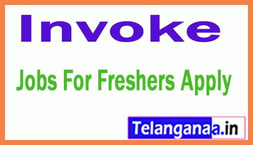 Invoke Recruitment Jobs For Freshers Apply
