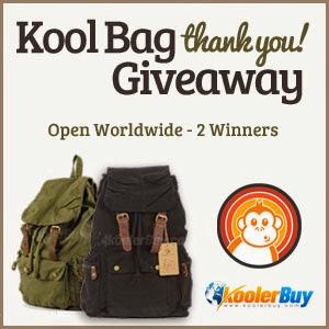 Kool Bag Thank You! Giveaway image