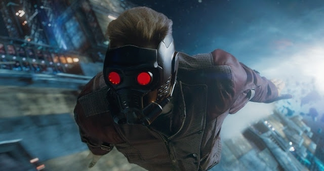 Star-Lord sobrevivió en Guardians of the Galaxy