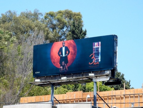 Sean John 3am fragrance billboard