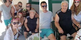 Απλά Υπέροχος: Έτσι είναι σήμερα ο Πασχάλης Τερζής που απολαμβάνει την ηρεμία του στην Χαλκιδική