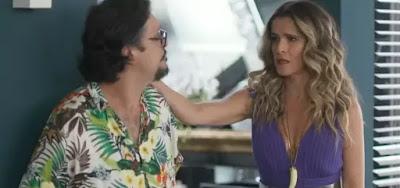 Silvana e Mario em Bom Sucesso (Foto: Divulgação)