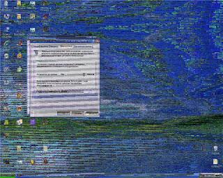 laptop videokártya kijelző hiba
