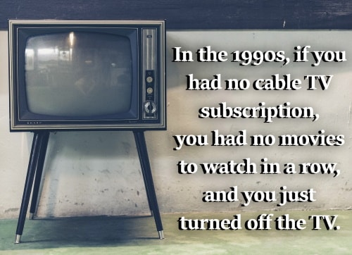 1990s cable television