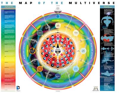 """El Multiverso"" de Grant Morrison"