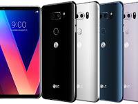 LG V30 Diluncurkan dengan Kemampuan Tahan Air
