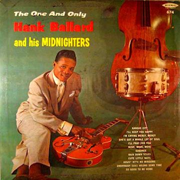 Hank Ballard and The Midnighters Hank Ballard And The Midnighters - Bobby Freeman The Twist - Shimmy Shimmy
