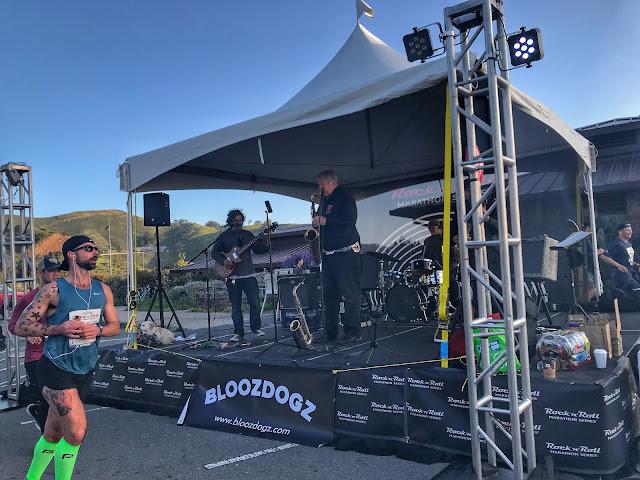 Rock'n'Roll San Francisco Half Marathon band
