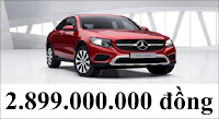 Giá xe Mercedes GLC 300 4MATIC Coupe 2017