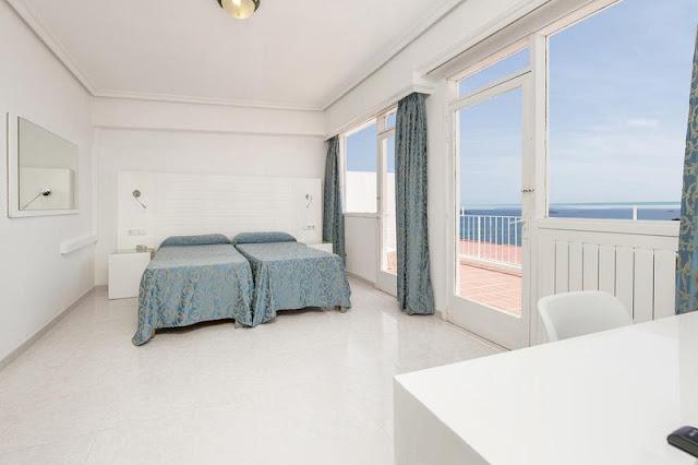 Hotel Central Playa em Ibiza