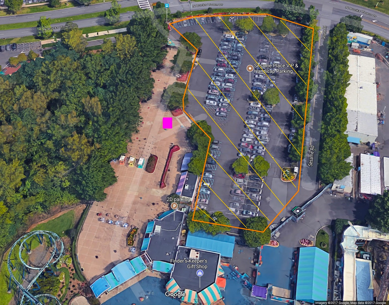 NewsPlusNotes: More on the Location of Sesame Place's 2018 ... on michigan's adventure map, busch gardens map, legoland map, canobie lake park map, idlewild and soak zone map, six flags map, hersheypark map, kings island map, disneyland map, knoebels map, knott's berry farm map, carowinds map, king of prussia mall map, adventure island map, aquatica map, discovery cove map, kings dominion map, dorney park map, cedar point map, peddler's village map,