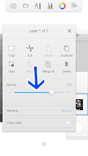 Tutorial Edit Foto Scribble Art Android